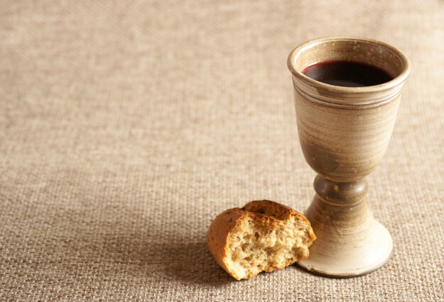 Communion Service and Potluck